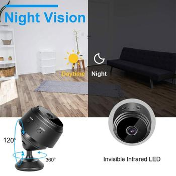 1080P IP Camera WIFI Wireless Home Security Camera Surveillance 2-Way Audio CCTV Pet Camera 2mp Baby Monitor Video Surveillance image
