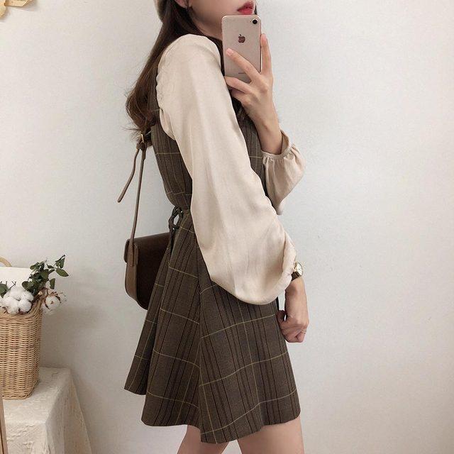 Maxi S- XL Spring femme Casual Boho Casual Sleeveless suits Women Dresses Female Dress Vintage suits braces Robe Femme Vestido 4