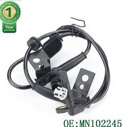 Nowe wysokiej jakości części samochodowe koło z ABS czujnik prędkości czujnik abs MN102245 mn102246 dla MITSUBISHI GRANDIS Czujniki prędkości    -