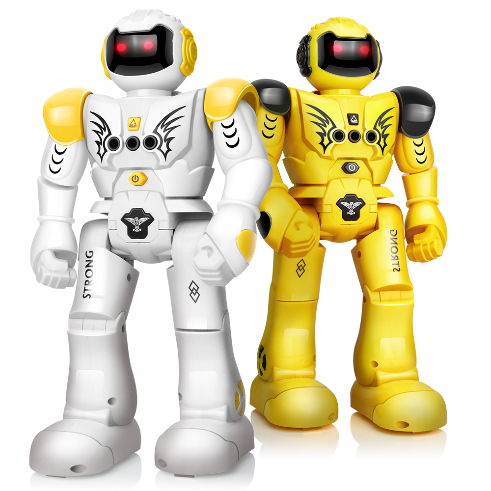New Arrival Robot USB Charging Dancing Toy Robot Remote Control RC Robot Toy For Boys Children Birthday Gift
