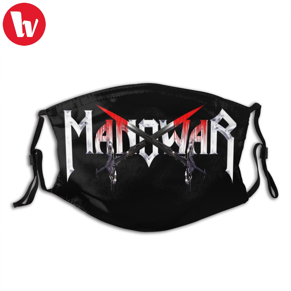 Maluma Mouth Face Mask Manowar Take Oh Take Those Lips Away Facial Mask Cool Fashion With 2 Filters For Adult