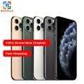 New Apple iphone 11 pro A2217 Mobile Phone 5.8 4GB RAM 64/256/512GB ROM Triple Rear Camera 1125 x 2436 pixel Hexa-core phones