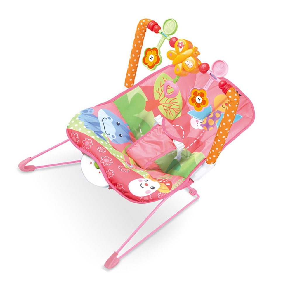 H8691542ef668435f8fcda2fedf3e583b8 Baby electric rocking chair Multi-function music vibrating shaker Children's rocking chair recliner toy