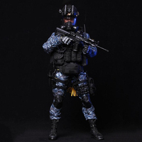 1/6 Scale Boy M007 Man Male Soldier United States Navy Doomsday Warship For 12 Full Set Action Figure Dolls Toys