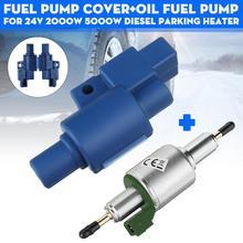 12V 24V 2KW-5KW Car Heater Oil Fuel Pump Housing Shell Cover For Air Diesel Parking Heater For Webasto Eberspacher cheap CN (Herkunft) 30mm 130mm Kunststoff Diesel Heater Fuel Pump Cover 22mm