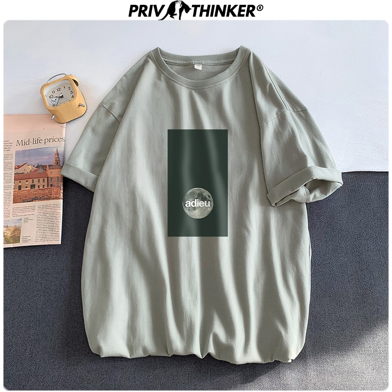 Privathinker Men 100% Cotton Printed Colorful Tshirts Mens Fashion Summer Short Sleeve T-Shirt Male Casual Clothes T Shirts 2020