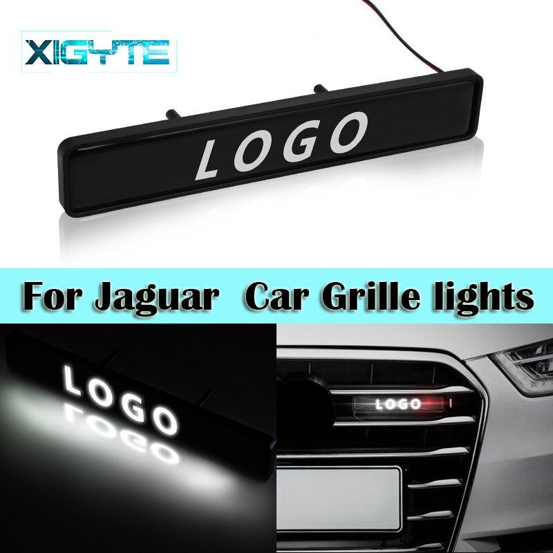 Sport Type Front Grille Badge Emblem XF XE XJ F-Pace F-Type R-Type Jaguar R