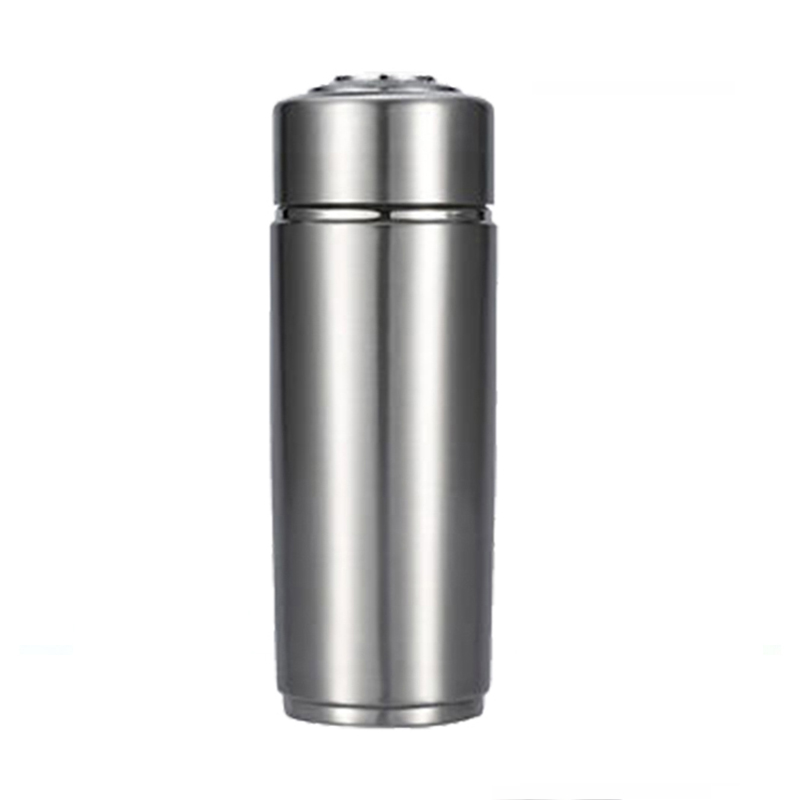 pH 7.5-9.5 Portable Energy Flask Mineral Alkaline Water Ionizer Bottle made of 304 stainless steel image