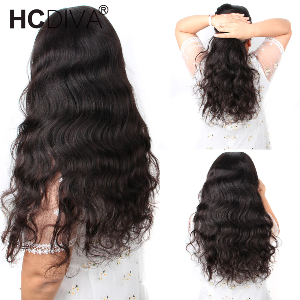 Peruvian Body Wave Lace Front Wigs Pre Plucked With Baby Hair Remy Human Hair Wigs 13x4 13x6 Lace Front Human Hair Wig For Woman
