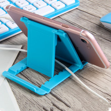 Phone stand desktop stand for your mobile phone tripod for iPhone Xsmax Huawei P30 xiaomi mi 9 plastic folding desk stand