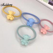 Fashion DIY Korea Keychain Jewelry  Maiking Bear Beads Baby Toy Sweet Japan Accessory Home Decoration