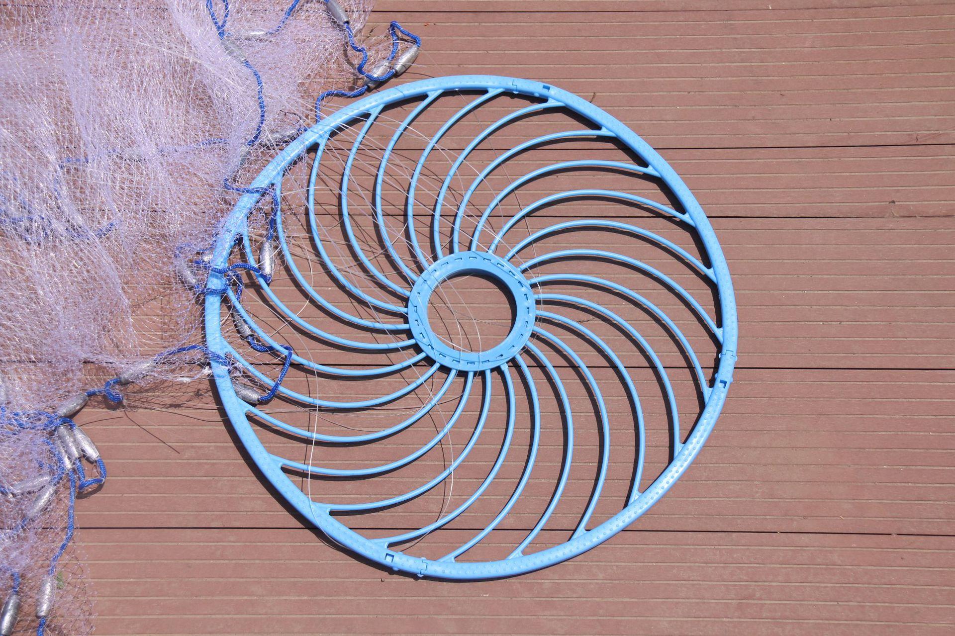 American-Style Seine Frisbee-One-piece Set