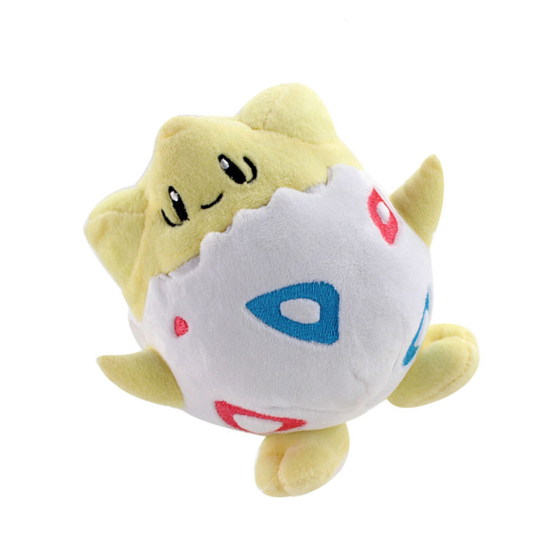 20cm Cute Animals Toys Hobbies Doll Stuffed Cotton Soft Togepi Plush Peluche Toy Gift For Baby Children'S Christmas Like