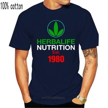 Herbalife Nutrition est. 1980 24 Hours USA SIZE T-SHIRT M-5XL