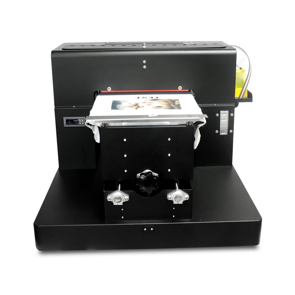 Flatbed printer i A3-størrelse DTG-printere T-shirt-trykmaskine til - Kontorelektronik - Foto 2