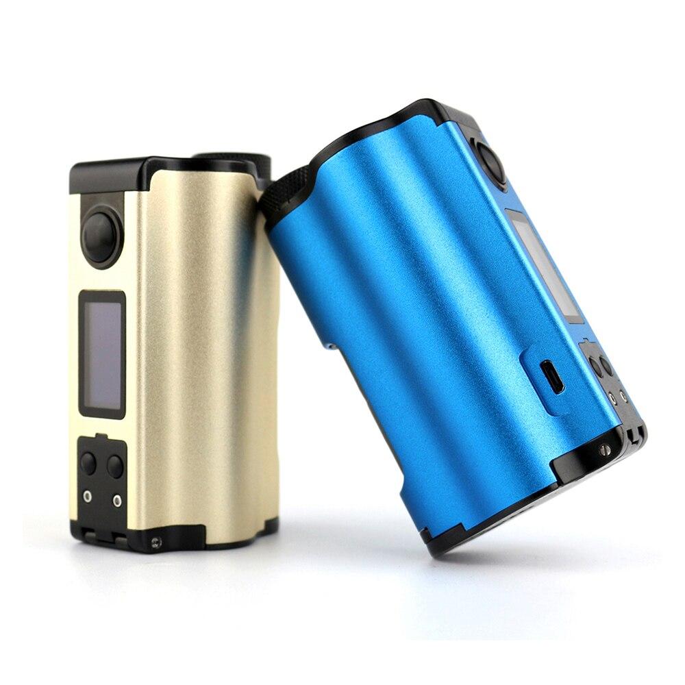 HOT koop! 200W DOVPO Bovenzijde Dual Top Vullen TC Squonk MOD met 10ml Squonk Fles E sigaret Vape Doos mod VS/Slepen 2/LUXE S - 4