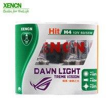 XENCN H4 12V 60/55W 3800K второе поколение Dawn светильник супер яркий автомобильный головной светильник s 30% больше света 75 м луч 2 шт