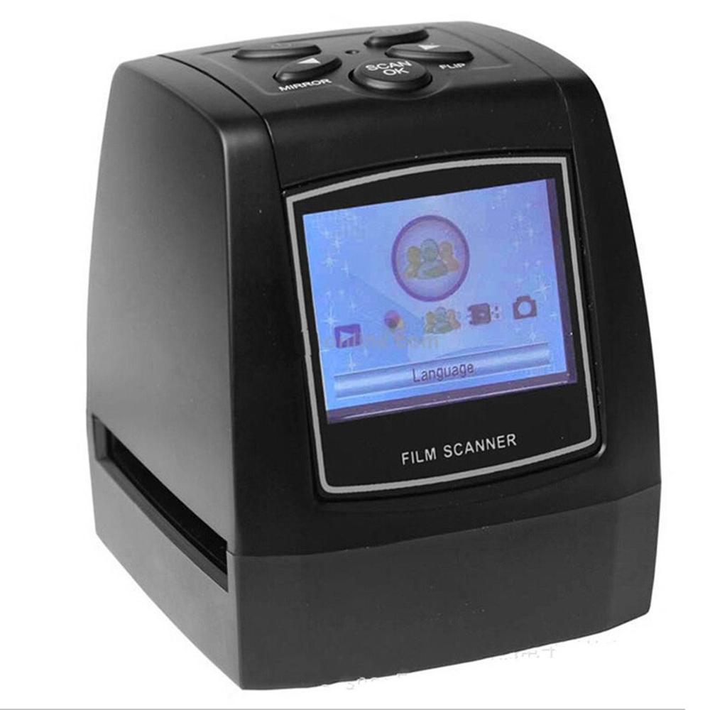 Scanner de Film multifonction Portable Scanner de Film Galin Scanner de couleur et diapositives noires et blanches - 3