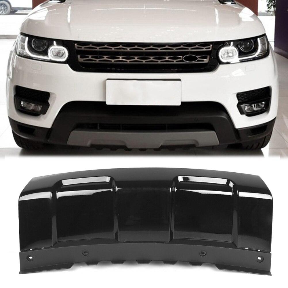 LR095427 Авто буксировочный глаз переднего бампера Накладка для LAND ROVER Range Rover Sport 2014 2015 2016 2017 2018
