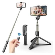 Monopods Tripod Selfie-Stick Remote-Shutter Gopro Bluetooth Action-Camera Smart-Phone