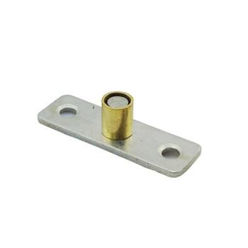 1 Uds puerta corredera de posicionamiento de la rueda de metal de seguimiento de rueda para elevación polea límite Polea guía rueda