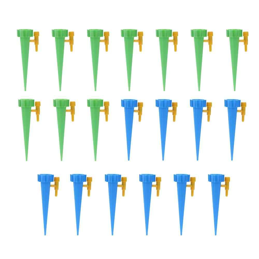 12 個自動庭の散水装置自動灌漑システム屋内園芸植物点滴灌漑散水ツール