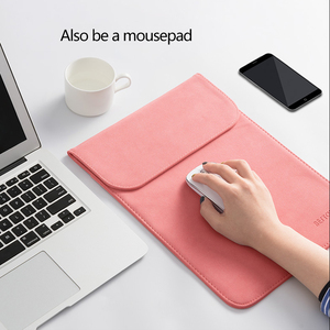 Image 4 - Matte Laptop Sleeve For Macbook Air Retina Pro 13.3 15 16 case A2179 1932 14 inch Bag for Hp Dell Asus funda macbook air 13 case