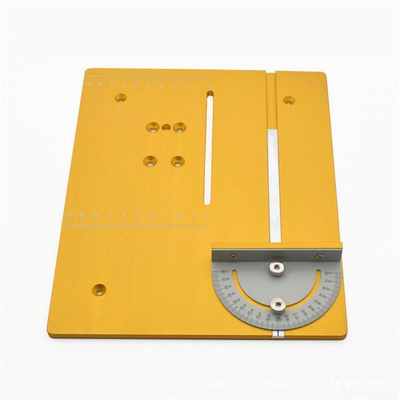 Circular Mini Table Saw Panel Circular Saw Table Pedal DIY Woodworking Machines  M19 20 Dropship