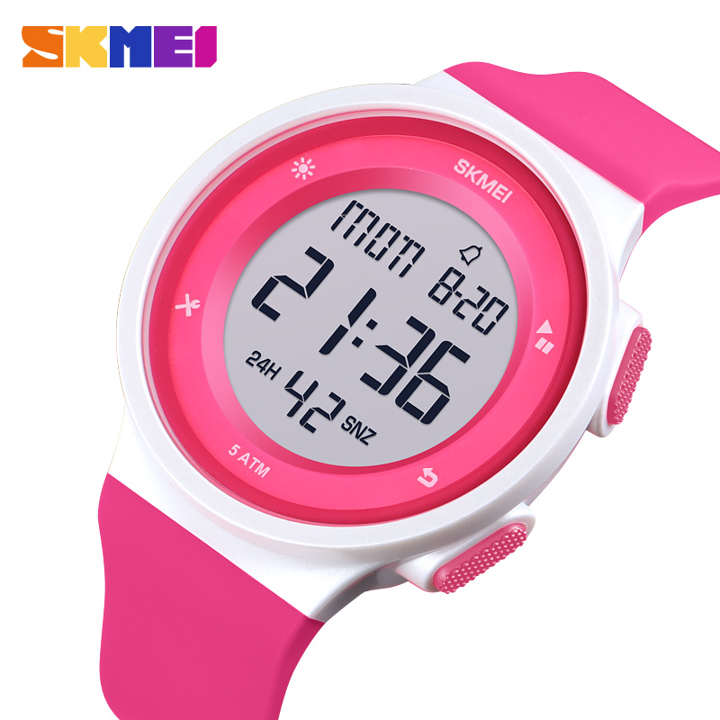Kids Watch SKMEI Children Watches Countdown Chronograph Sport Bracelet Children's Wristwatch Waterproof Boy Girl Watch Clock