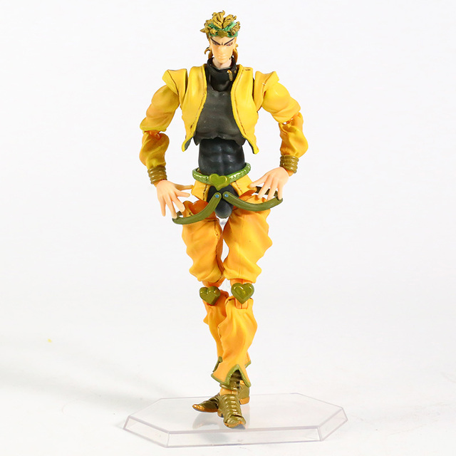 Stardust Crusaders DIO PVC Action Figure Collectible Model Toy 3