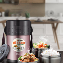 Food-Heater Stainless-Steel TIANXI Kitchen Lunch-Box Picnic Japanese Portable