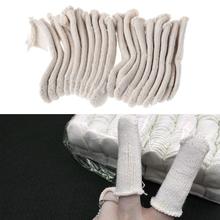 Bawełna ochraniacze na palce łóżeczka dziecięce uniknąć ochrony i w najlepszych cenach polski narzędzie rzemieślnicze 20 sztuk M5TB tanie tanio NONE CN (pochodzenie) M5TB9LL300174