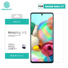 Samsung A71 cam Nillkin H + Pro 0.2MM ekran koruyucu temperli cam Samsung Galaxy A21S M51 M31S m31 A31 A41 A51 A71