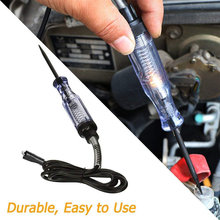 Тестер цепи автомобиля ручка напряжение Электрический авто автомобильный