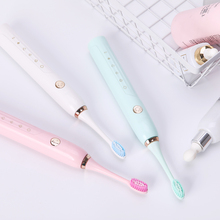 Tackore USB Sonic Toothbrush Teeth Vibrator Wireless Oral Hygiene Tooth Brush Rechargeable цена и фото