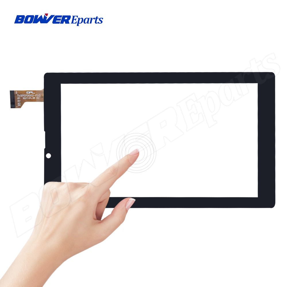 45pin 7 Inch Touch Screen Panel Digitizer Glass For Tablet PC Sensor Digitizer DP070002-F10 DP070002 - F10 FPC-TP.COM 794-B