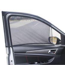 Car Mesh Sunshade Sunscreen Insulation Side Window Protection Film Cover