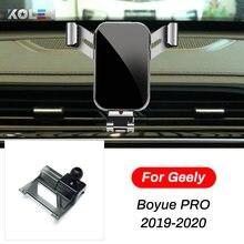 Автомобильный мобильный телефон держатель для geely boyue pro
