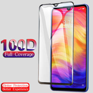 Tempered-Glass K20-Film Full-Cover Note-7 Xiaomi Redmi for Glass-On 100D Pro 7-8 8A