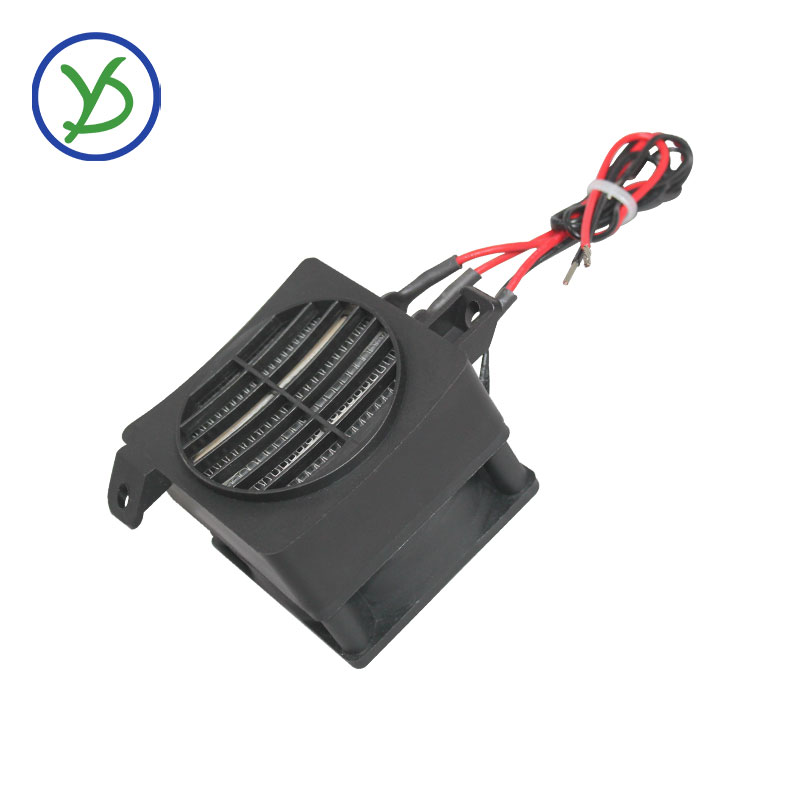 Electric-Heater Heating-Element PTC 110--230v-Fan Thermostatic 300W