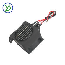 Electric-Heater Thermostatic Heating-Element PTC 110--230v-Fan 300W
