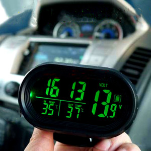 Multi-function Car Thermometer