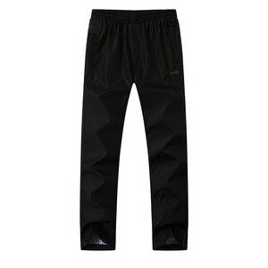 Image 5 - Nowych mężczyzna zestaw wiosna jesień mężczyźni odzież sportowa 2 częściowy zestaw Sporting garnitur kurtka + spodnie Sweatsuit mężczyzna odzież dres rozmiar L 5XL