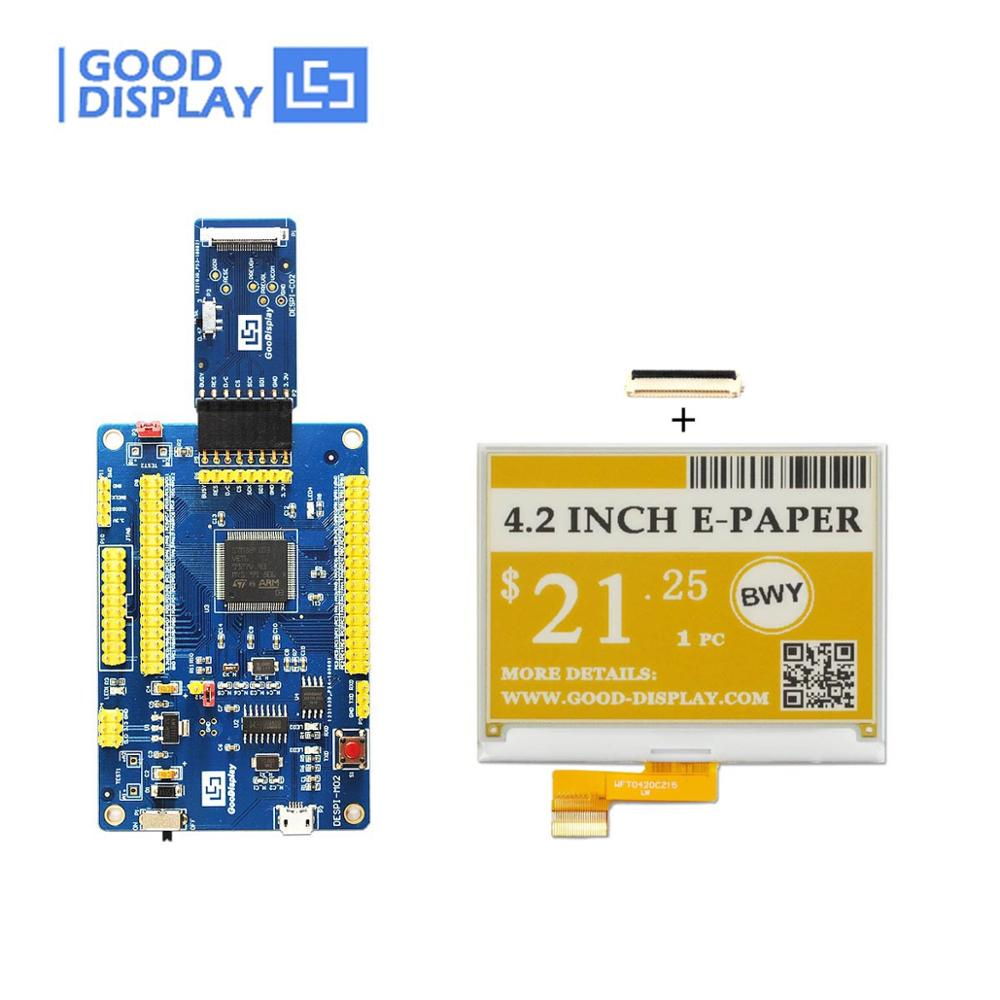 4.2 Inch EPD Display Demo Kit Three-color E-paper Display