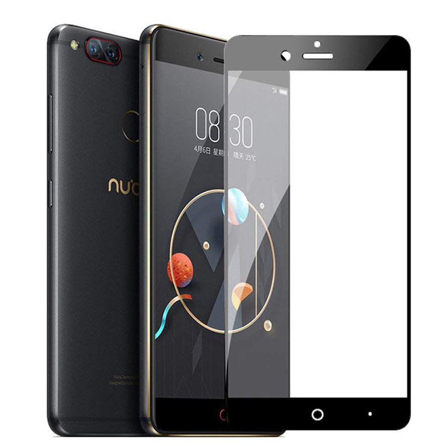 2.5D Premium Tempered Glass For ZTE Nubia Z17 Lite Screen Protector Protective Film  For ZTE Nubia Z18 Mini Z17s Z17 MiniS Z11