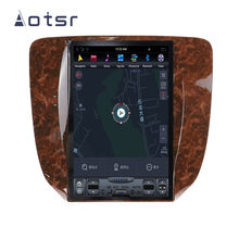 "Aotsr Tesla Android 9.0 PX6 Auto Radio Voor Gmc Yukon 2007 - 2012 Auto Gps Navigatie 12.1 ""Dsp Carplay voice Control Autostereo(China)"