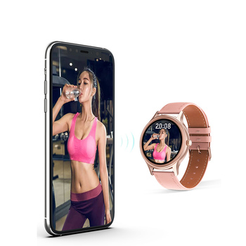 2020 VOHE Smart Watch For Women Fashioh Smartwatch Waterproof Sport Watches Heart Rate Monitor For Android Apple Xiaomi