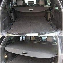 Для Ford Explorer 20111 2012 2013 Черный Автомобильный Стайлинг Аксессуары крышка занавес багажник перегородка