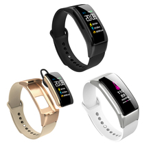 Smart Wristband Band Bracelet Fitness Tracker Heart Rate Monitor Bluetooth Earphone Smart Band For IOS Android