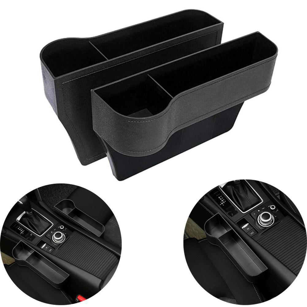Car Storage Box Car Storage Box Car Seat Gap Storage Bag Leakproof Store Box Auto Accessories